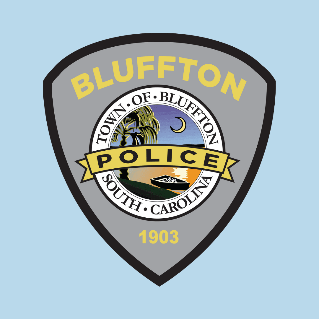 Bluffton Police Department patch