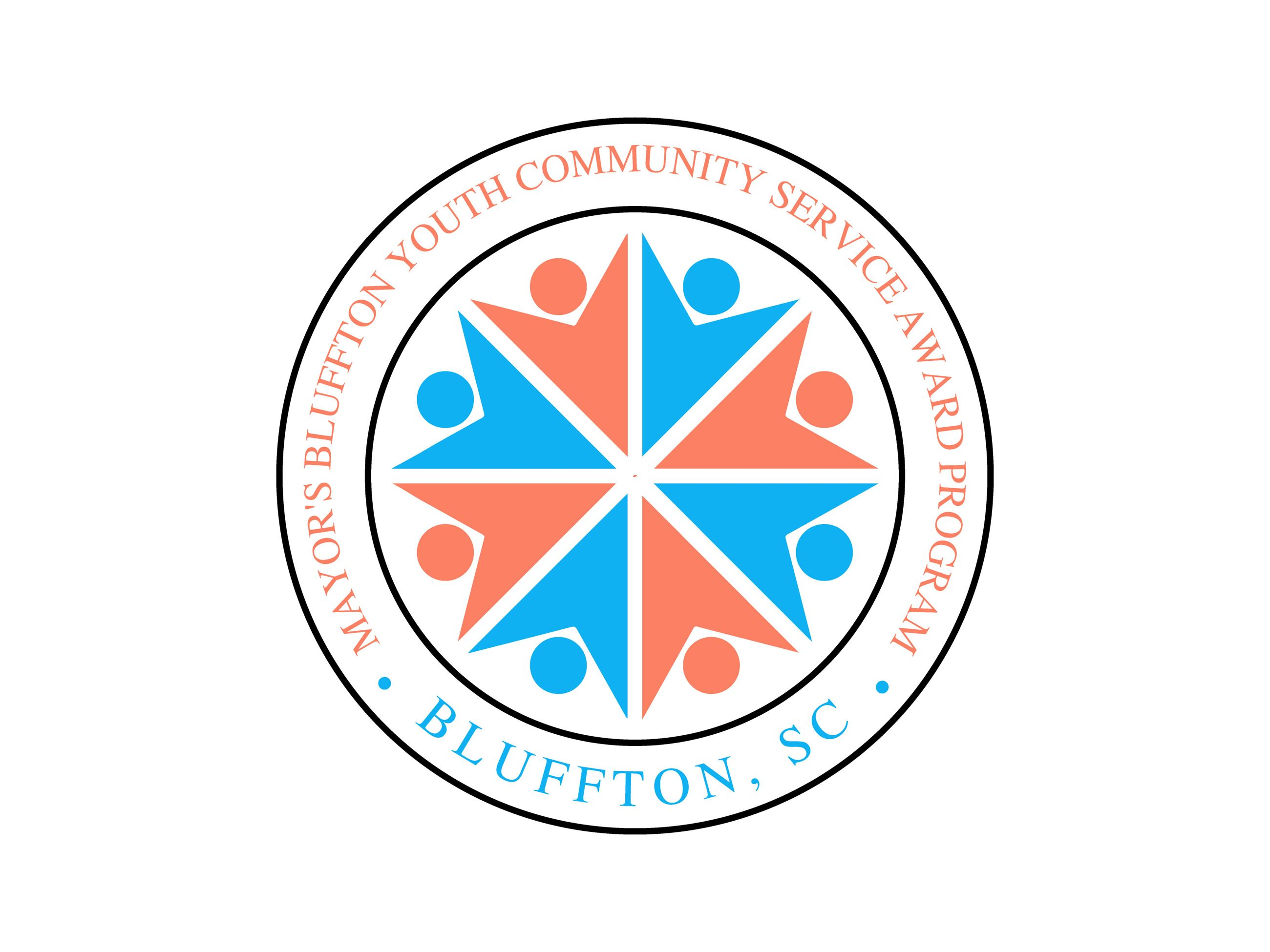 Mayor's Bluffton Youth Community Service Award Program logo